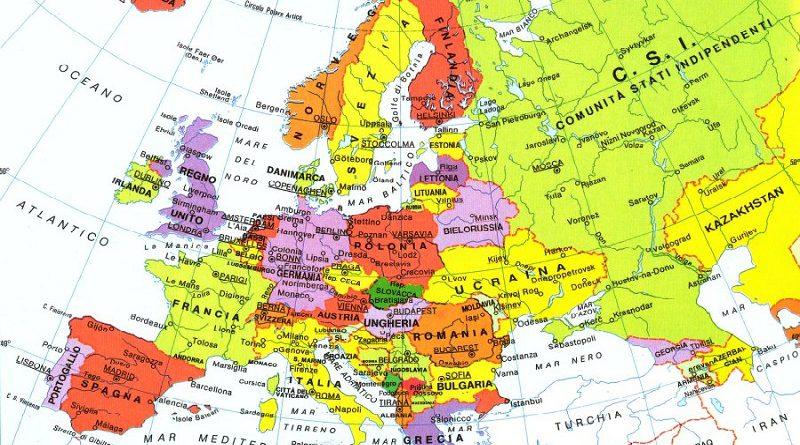 CALL FOR PAPERS, OCTUBRE DE 2016: TERRORISMO Y EUROPA