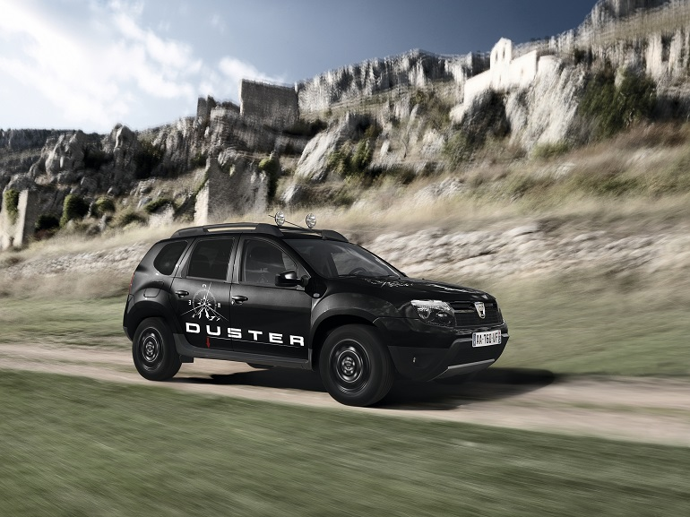 DACIA DUSTER (H79) PHASE 1 - SERIE LIMITEE AVENTURE