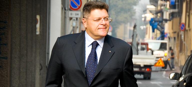 Gian Luca Brambilla (foto tratta dal sito personale)