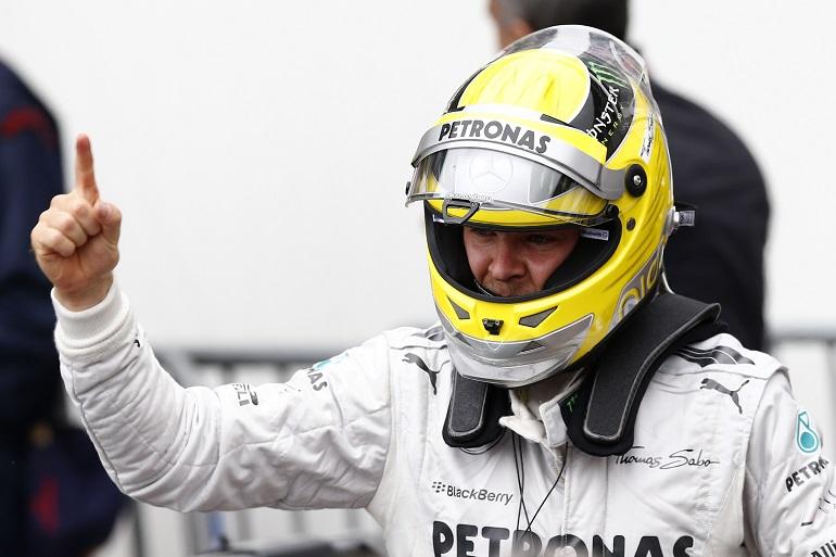 Rosberg ha dominato il GP di Monaco 2013