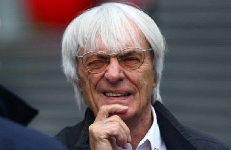 """Bernie Ecclestone, """"padre-padrone"""" della Formula 1"""