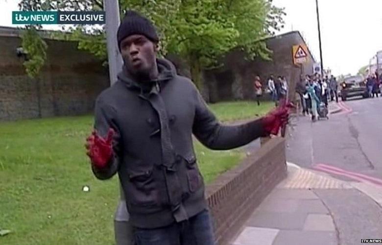 Il primo criminale che ha voluto essere ripreso mentre lanciava la sua fatwa