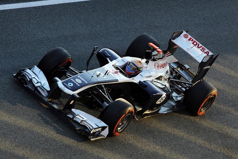 La Williams dovrebbe passare nel 2014 ai motori Mercedes