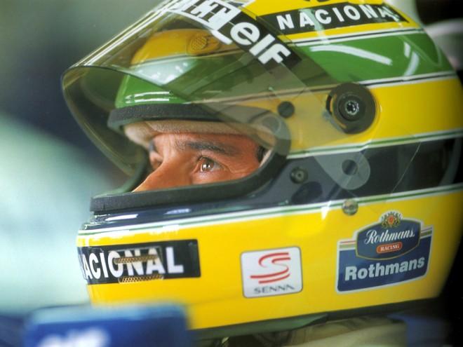 Ayrton Da Silva Senna, (San Paolo, Brasile, 21 Marzo 1960 – Bologna, Italia, 1º Maggio 1994)