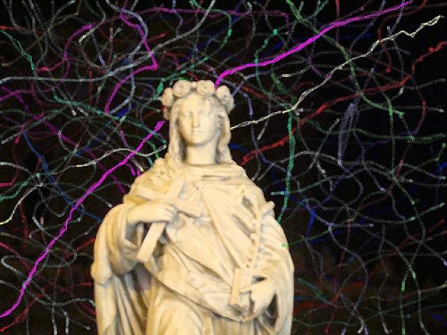 Santa Rosalia (foto di Giuseppe Romano)