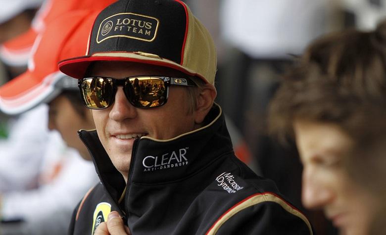 Kimi Räikkönen (foto LAT  for FIA)