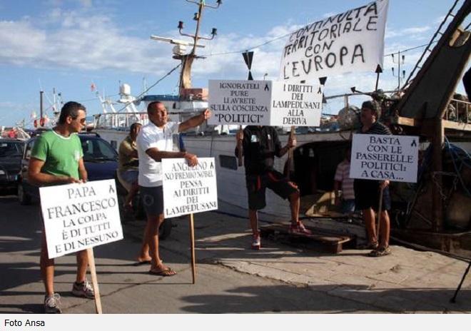 Naufragio: sindaco Lampedusa,visita a centro imprescindibile