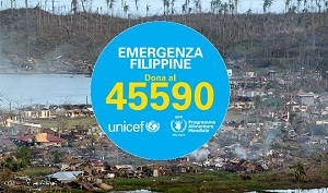 "45590 SMS SOLIDALE ""EMERGENZA FILIPPINE"""