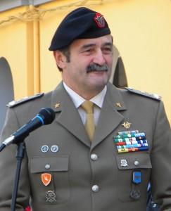 Paolo Gerometta, Generale di Divisione, presidente del Cocer Esercito