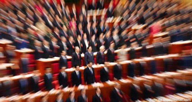Cina, Terzo Plenum PCC