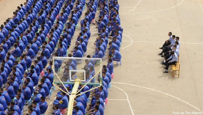 Carcere in Cina