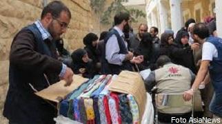 La rete di solidarietà cristiana in Siria è un fiore nel deserto di odio della guerra (in)civile