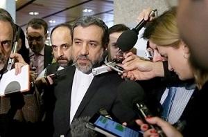 Abbas Araqchi, viceministro degli Esteri dell'Iran