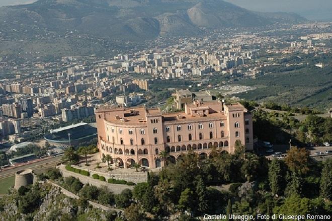 Castello Utveggio, foto di Giuseppe Romano