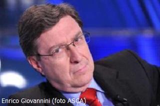 Enrico Giovannini, ministro del lavoro