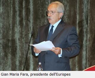 Gian Maria Fara, presidente dell'Eurispes