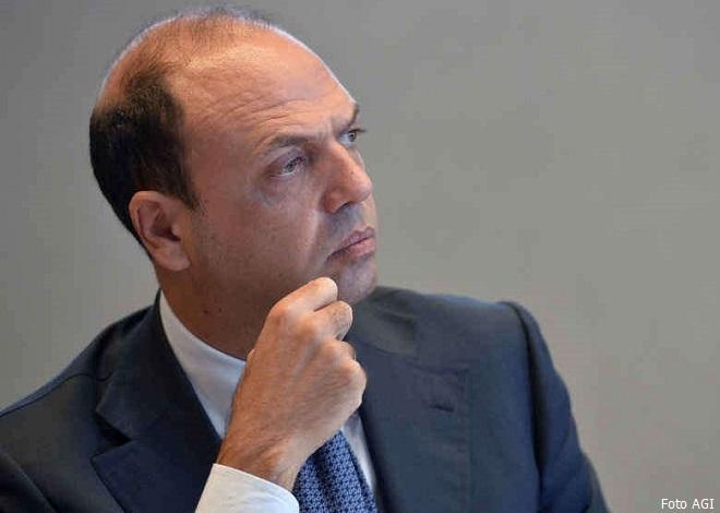 Angelino Alfano, ministro dell'Interno e vicepresidente del Consiglio dei Ministri