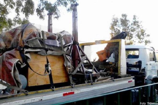 Ritrovato in Messico il furgone che trasportava Cobalto 60 di origine ospedaliera