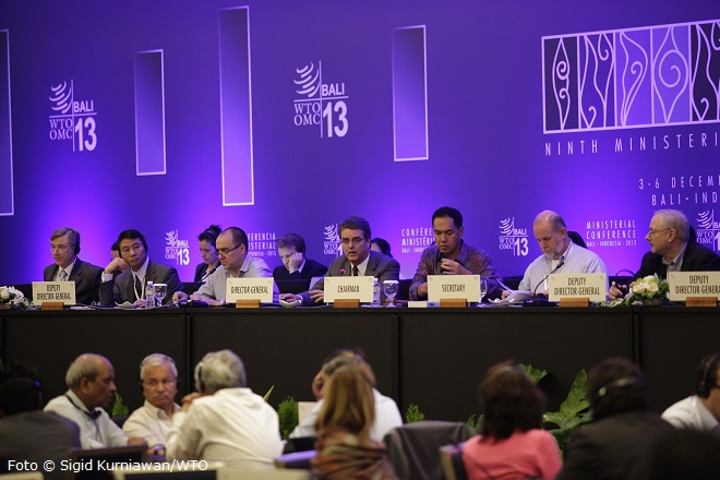 Ministerial Conference 2013