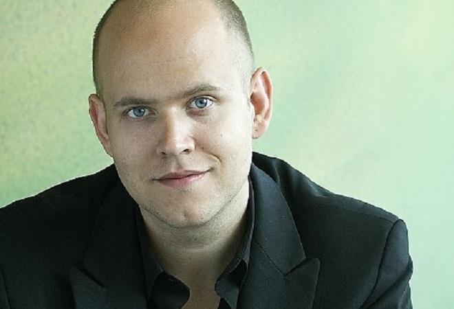 Daniel Ek, AD di Spotify