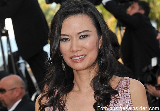 Wendi Deng (foto businessinsider.com)