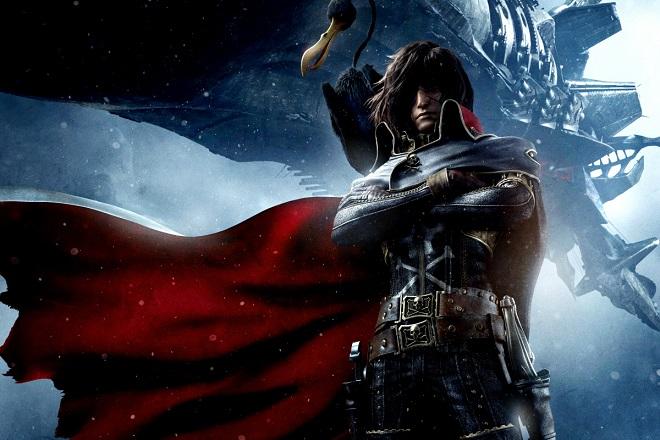 Capitan Harlock torna sugli schermi dopo 35 anni: lo seguiranno i nostri figli, sulle ali della libertà...