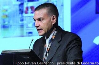 Filippo Pavan Bernacchi, presidente di Federauto