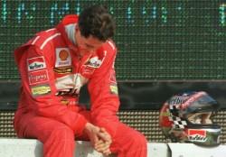 1° novembre 1998, GP del Giappone: la delusione dopo il ritiro. Il sogno iridato è svanito