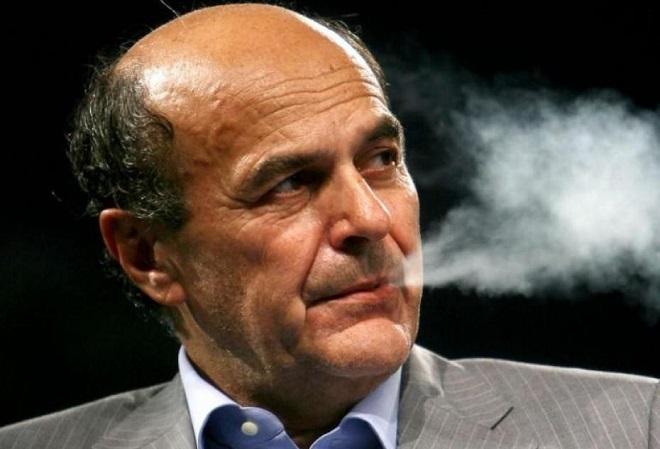 """Pierluigi Bersani, esponente di spicco del PD ed ex segretario politico del """"Dem"""""""
