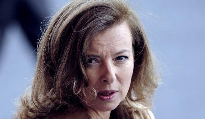 Valérie Massonneau Trierweiler