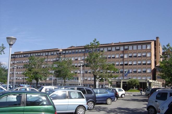 L'ospedale San Camillo De Lellis di Rieti