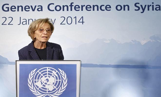 Emma Bonino, ministra degli Esteri italiana