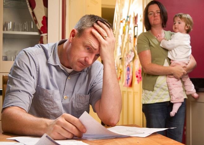 Famiglia stressata: l'effetto può ricadere sul sistema immunitario dei figli più piccoli