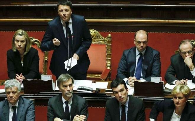 20140224_Renzi-al-Senato-reuters-660x410