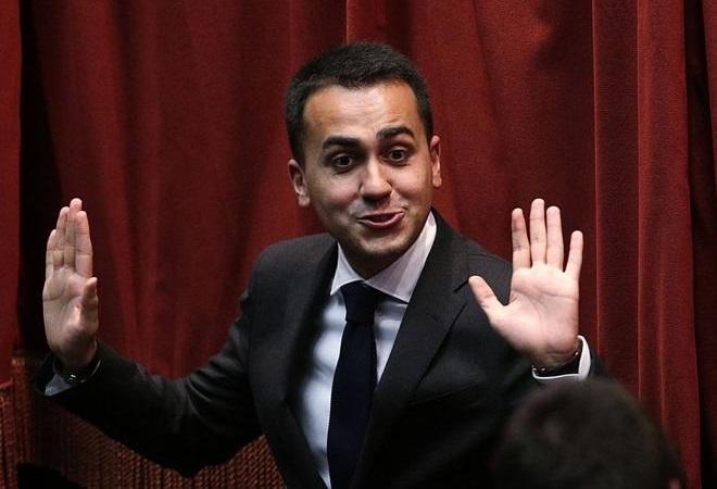 Il carteggio renzi di maio entra nella storia del for Sito parlamento italiano