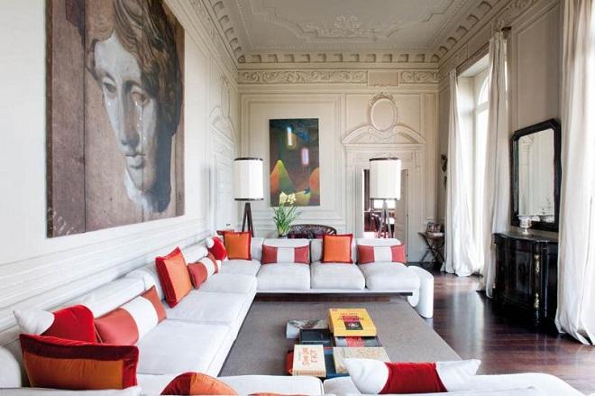 Anche i ricchi vendono gi affitti case di lusso sul for Case in vendita milano centro