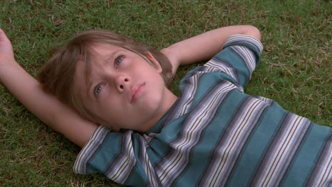 Un fotogramma da Boyhood, di Richard Linklater