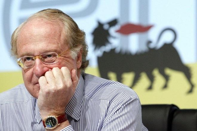 Paolo Scaroni, Amministratore Delegato dell'Eni uscente. Sarà sostituito da Claudio Descalzi, una risorse interna e pupillo di Scaroni