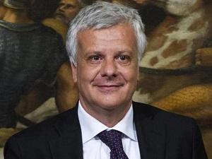 Gian Luca Galletti, ministro dell'Ambiente