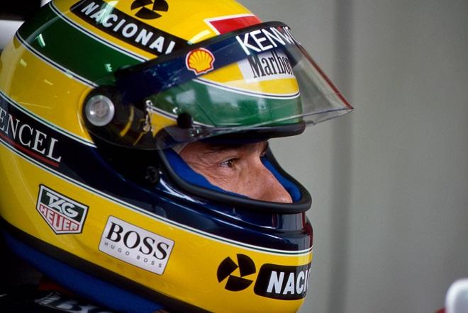 Ayrton da Silva Senna (San Paolo del Brasile, 21 Marzo 1960 - Bologna, 1º Maggio 1994)