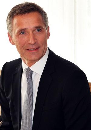 Designate NATO Secretary General Jens Stoltenberg
