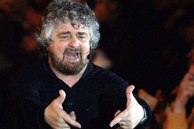 Beppe Grillo (foto di repertorio)