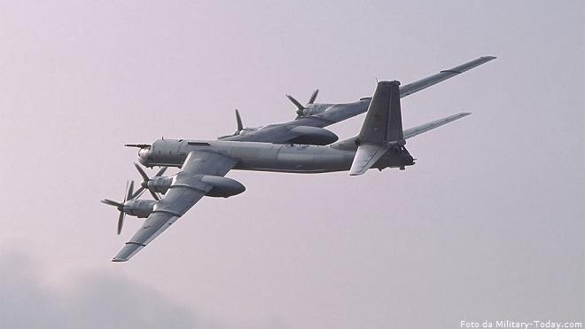 "Tupolev TU-95 ""Bear"""