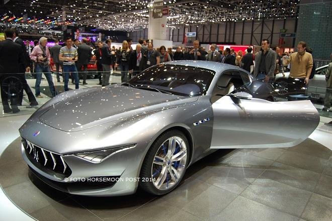 Maserati Alfieri Coupé