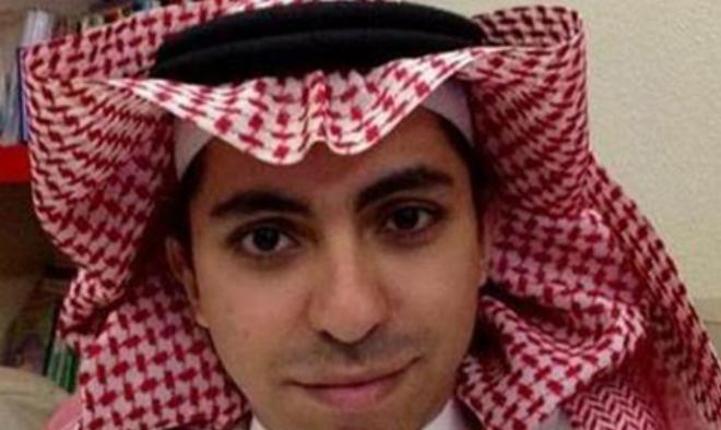 Raef Badawi, blogger liberale saudita, condannato a 10 anni e 1000 frustate, una vergogna assoluta!