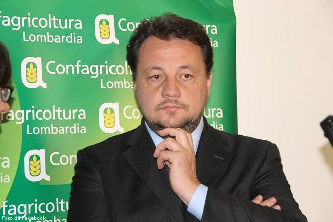 Gianni Fava, assessore all'Agricoltura della Regione Lombardia