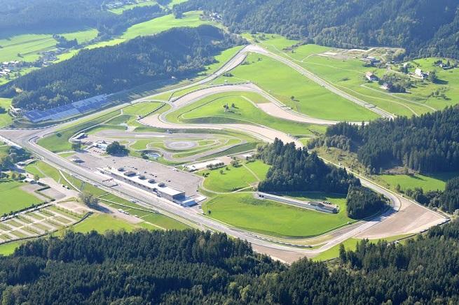 Circuito Formula 1 Austria : La f ritorna in austria sul circuito dei tori rossi the
