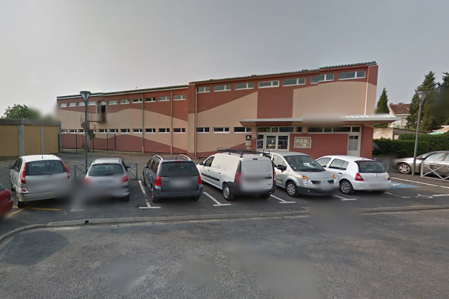 La scuola elementare 'Edouard Herriot' di Albi, dove è avvenuta l'aggressione costata la vita a una maestra elementare