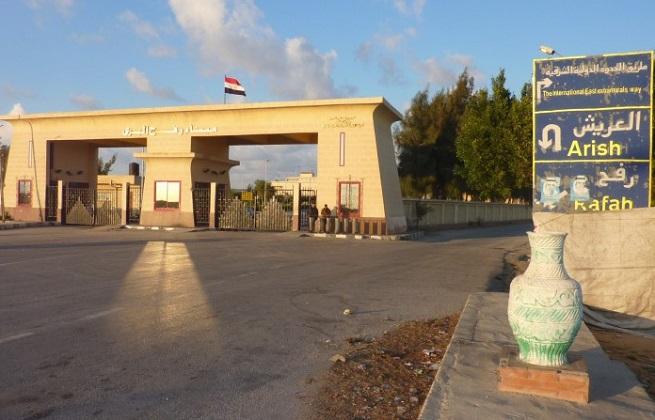Il valico di Rafah riaprirà sotto controllo dell'Anp: una vittoria dell'Egitto del presidente Abd al-Fattah al-Sisi e del presidente palestinese Mahmoud Abbas (foto di repertorio)