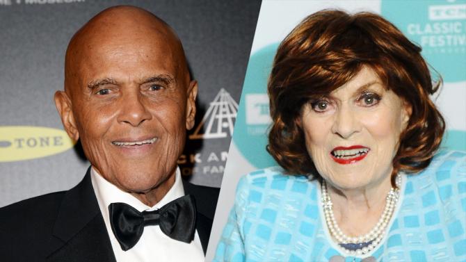Harry Belafonte e Maureen O'Hara